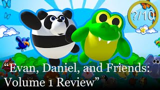 Evan, Daniel, and Friends: Volume 1 Review [PS4] (Video Game Video Review)