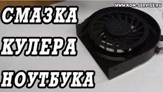 видео в ноутбуке шумит вентилятор