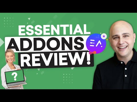 Essential Add-ons For Elementor Review & Speed Performance Test