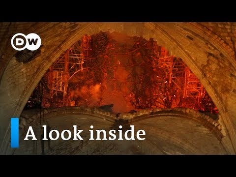 Notre Dame Cathedral Fire: Assessing the damage | DW News