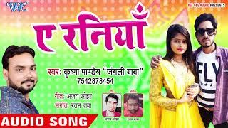 2019 Superhit New Song - ऐ रनिया - Ae Raniya - Krishna Pandey - Bhojpuri Hit Song