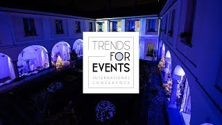Trends for events 2018