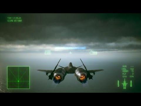 ACE COMBAT™ 7: SKIES UNKNOWN Razgriz Vs. Mimic Squadron