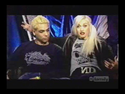 No Doubt Interview (Live In Front Row Center)