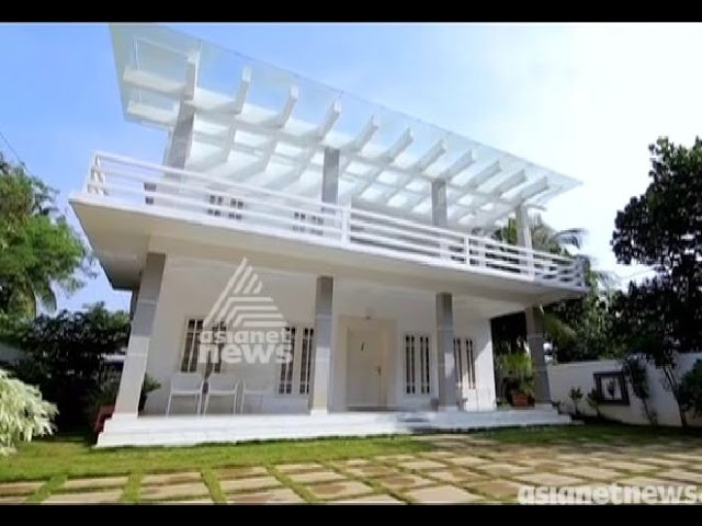 4000 SqFt Modern contemporary style 4 BHK home in Cheruthuruthi | Dream Home 19 Nov 2016