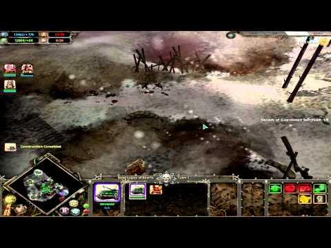 DOW Winter Assault HD Walkthrough Part 37: Chaos Unleashed Part 3 |