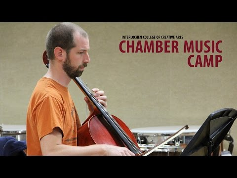 Interlochen College of Creative Arts: Chamber Music Camp