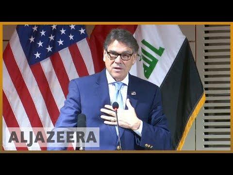 🇮🇶US sanctions on Iran threaten Iraq's energy supply   Al Jazeera English