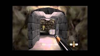 Nintendo 64 - Goldeneye 64 Gameplay - Secret Agent Difficulty - Part 2