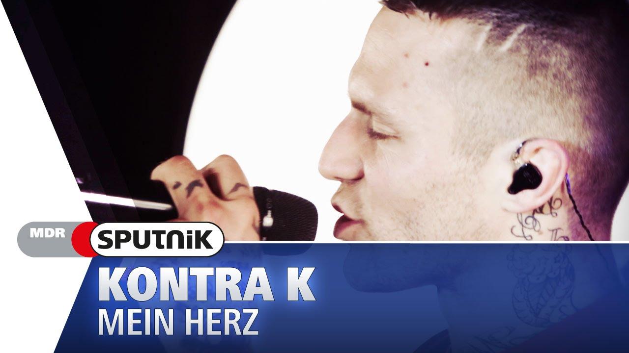 Kontra K Mein Herz Live Sputnik Videosession Youtube