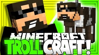 Minecraft: TROLL CRAFT |  HALF MAN HALF COW? [30](Watch as SSundee checks out his base and realizes something has changed?! And then heads to the new dimension to start the process of a very annoying troll ..., 2017-03-05T01:06:47.000Z)