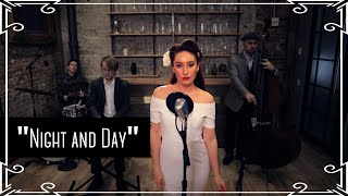 """Night and Day"" Jazz Standard Cover by Robyn Adele Anderson"