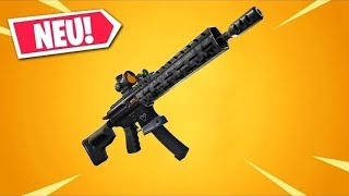 Good morning stream! New Tactical Assault Rifle! New Update Patch V.9.01 Fortnite Battle Royale!