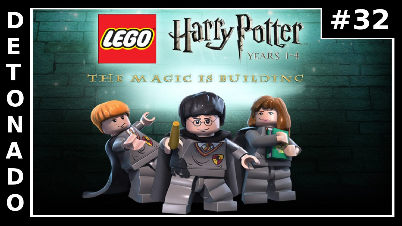 Lego Harry Potter 1 4 Detonado 32 Livre