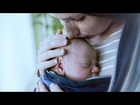 How pregnancy can cause lasting changes in mothers' brains