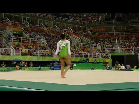 Dipa Karmakar 2016 Olympics QF FX