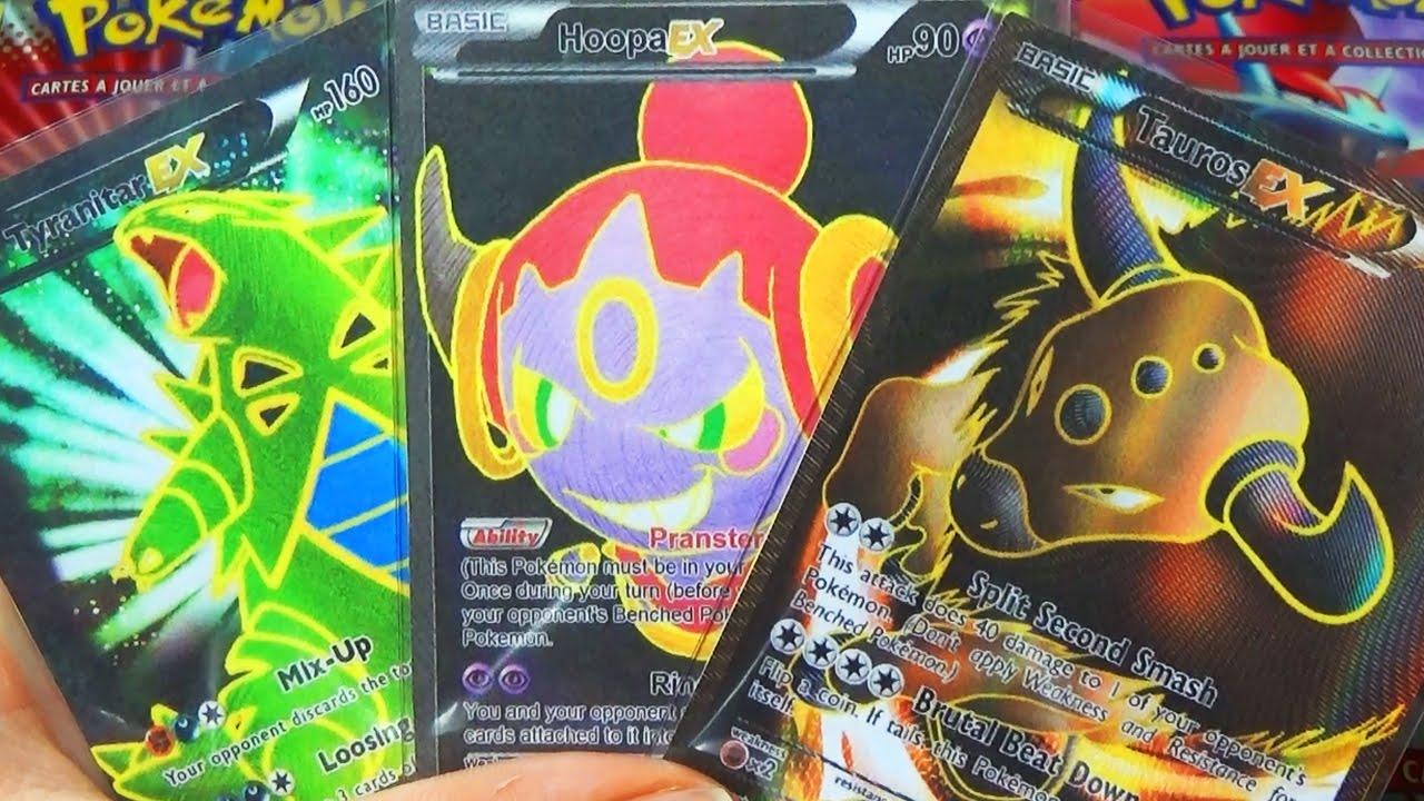 Top 10 des plus belles cartes pok mon ultra rare full art - Les pokemon rare ...