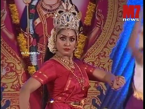 Navya Nair, Dance Performance at Karikkakom Temple ,Trivandrum