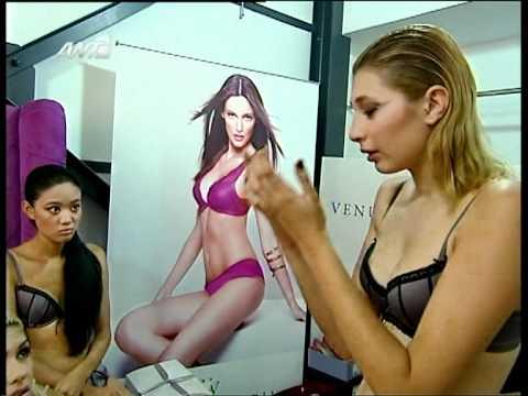 Venus Victoria on Next Top Model