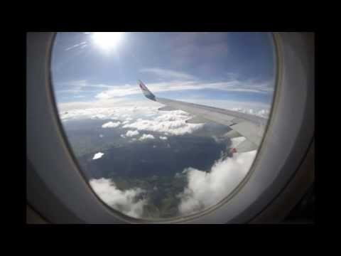 Photo Time Lapse : Flight over Medellin, Colombia