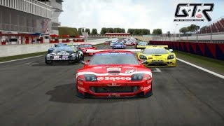 GTR 2 FIA GT Racing Game Gameplay (PC)