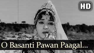 O Basanti Pawan Paagal - Padmini - Raj Kapoor - Jis Desh Mein Ganga Behti Hai - Hindi Songs