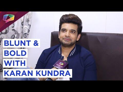 Karan Kundra reveals how his girlfriend likes kissing him