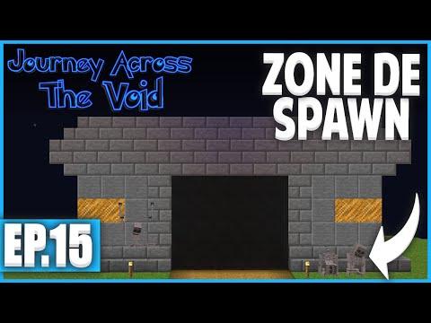FERME A MOBS ! | Minecraft Moddé - Journey Across The Void | Ep# 15