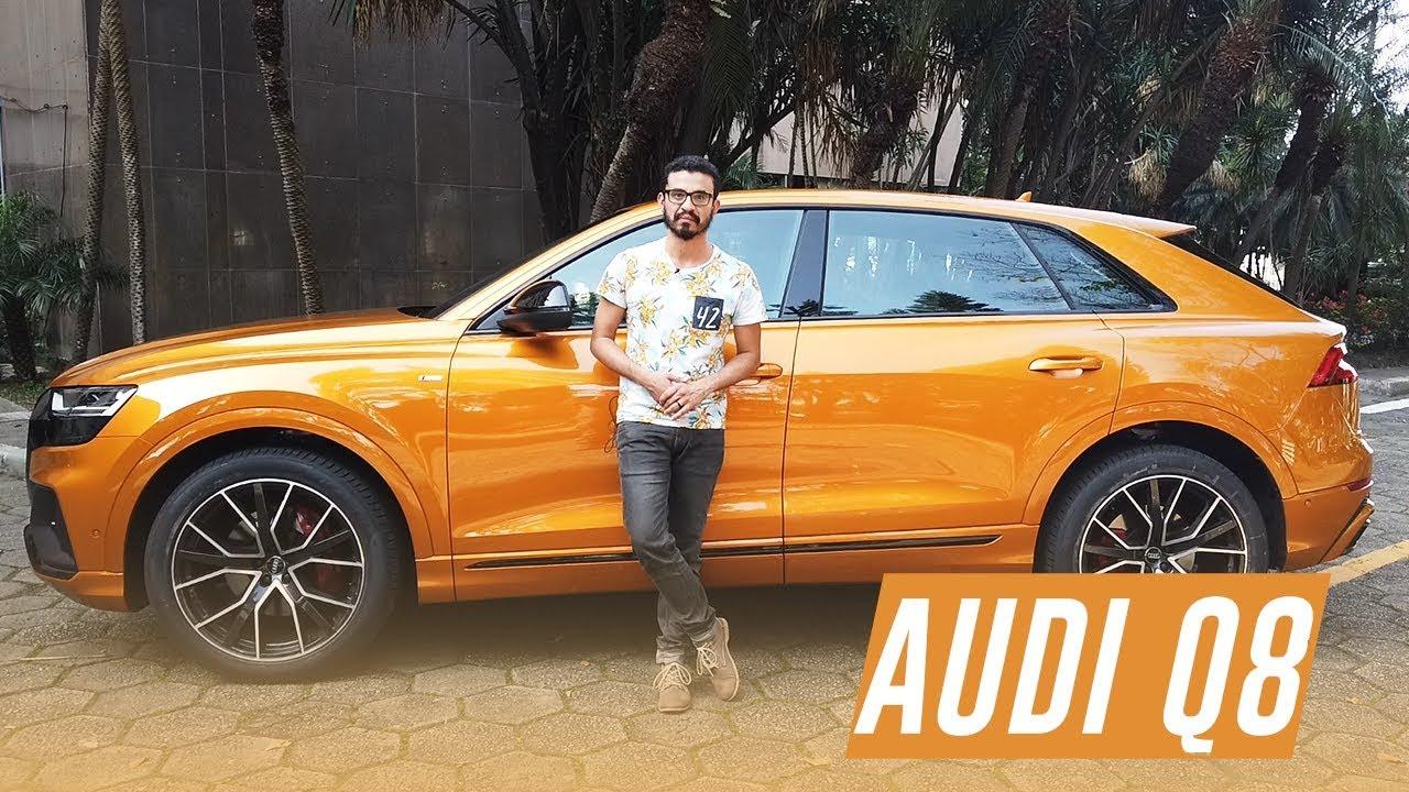 Tudo sobre o novo Audi Q8