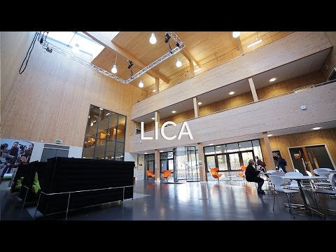 Lancaster Institute for the Contemporary Arts - Virtual Tour