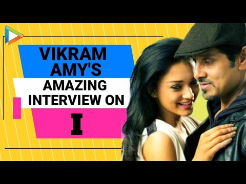 Exclusive: Chiyaan Vikram-Amy Jackson's Full Interview On I