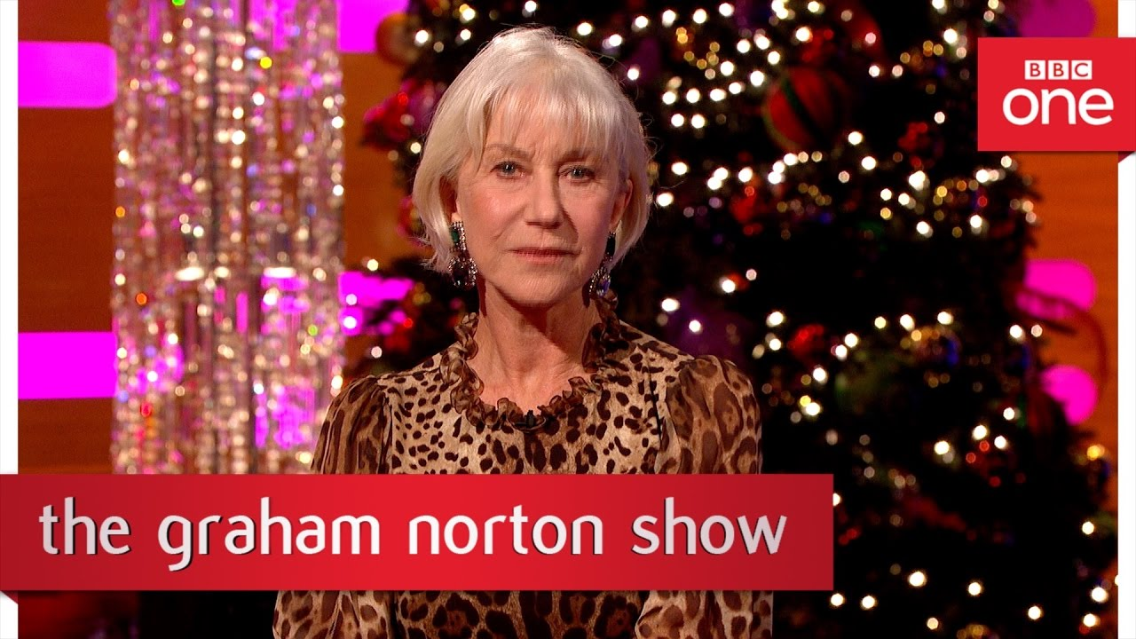 Dame helen mirren s royal christmas message the graham