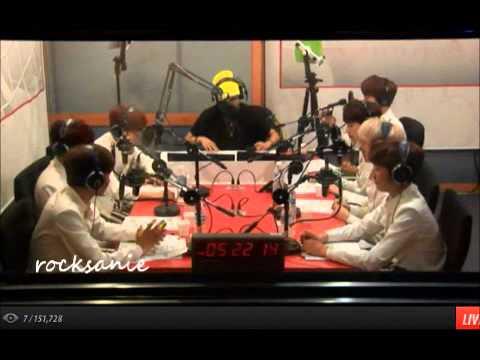 (Video) 250515 DJ Alex Super K-Pop Arirang Radio with ROMEO