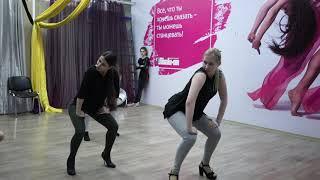 Отчетный концерт школы танцев E-Study-on/Pole dance и воздушное полотно, Челябинск, 2018