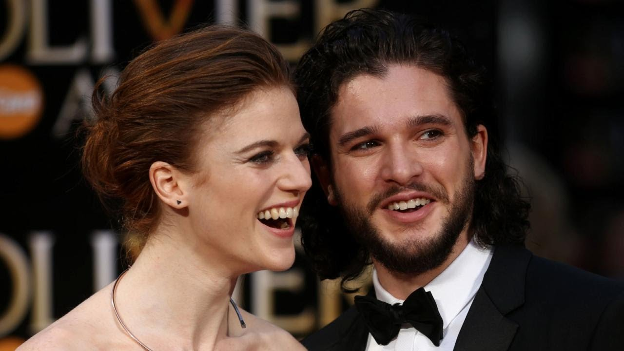 Game Of Thrones Cast Arrives In Scotland For Kit Harington And Rose Leslie S Wedding Youtube