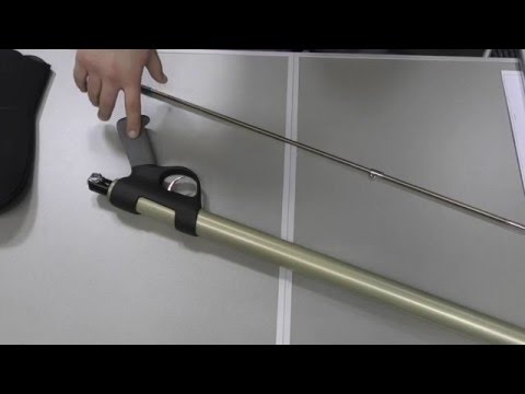 Самодельное подводное ружье повышенной мощности AnrewFox V2