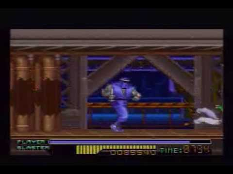 Ninja Warriors SNES (Normal) - One Life Run