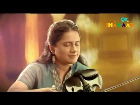 9X Jhakaas   World Music Day   Shruti Bhave   Violinist   01