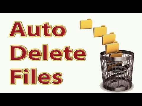 How to Self Destruct Files, Auto Delete Files and Folders - Quick Crypt