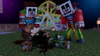 Minecraft: TERROR - PARQUE DE DIVERSÕES! (Série de Desafios)