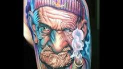 70 Popeye Tattoos For Men