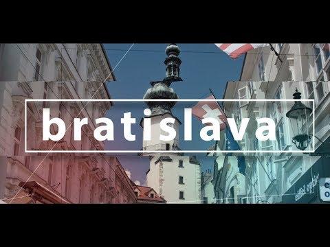 BRATISLAVA A HIDDEN GEM IN SLOVAKIA