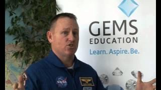 NASA Astronauts visit GEMS Schools