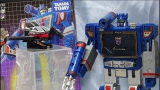 【G1】サウンドウェーブ トランスフォーマー デストロン情報参謀 Soundwave&condor transformers