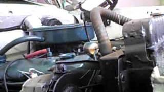 Dodge D100 1978 Motor Slant Six