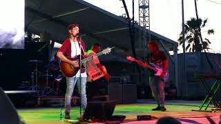 Freeze - Andy Grammer live in Clearwater 2018