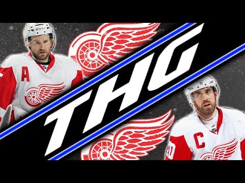 Projecting the 17-18 Detroit Red Wings Line Up