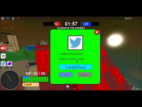 ROBLOX Plants Vs Zombies Battlegrounds -PROMO CODES FOR ...