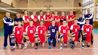 Волейбол. Чемпионат Украины 12 тур