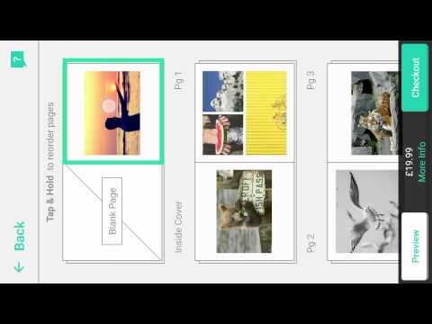 Printastic Photo Books - Google Play Store video